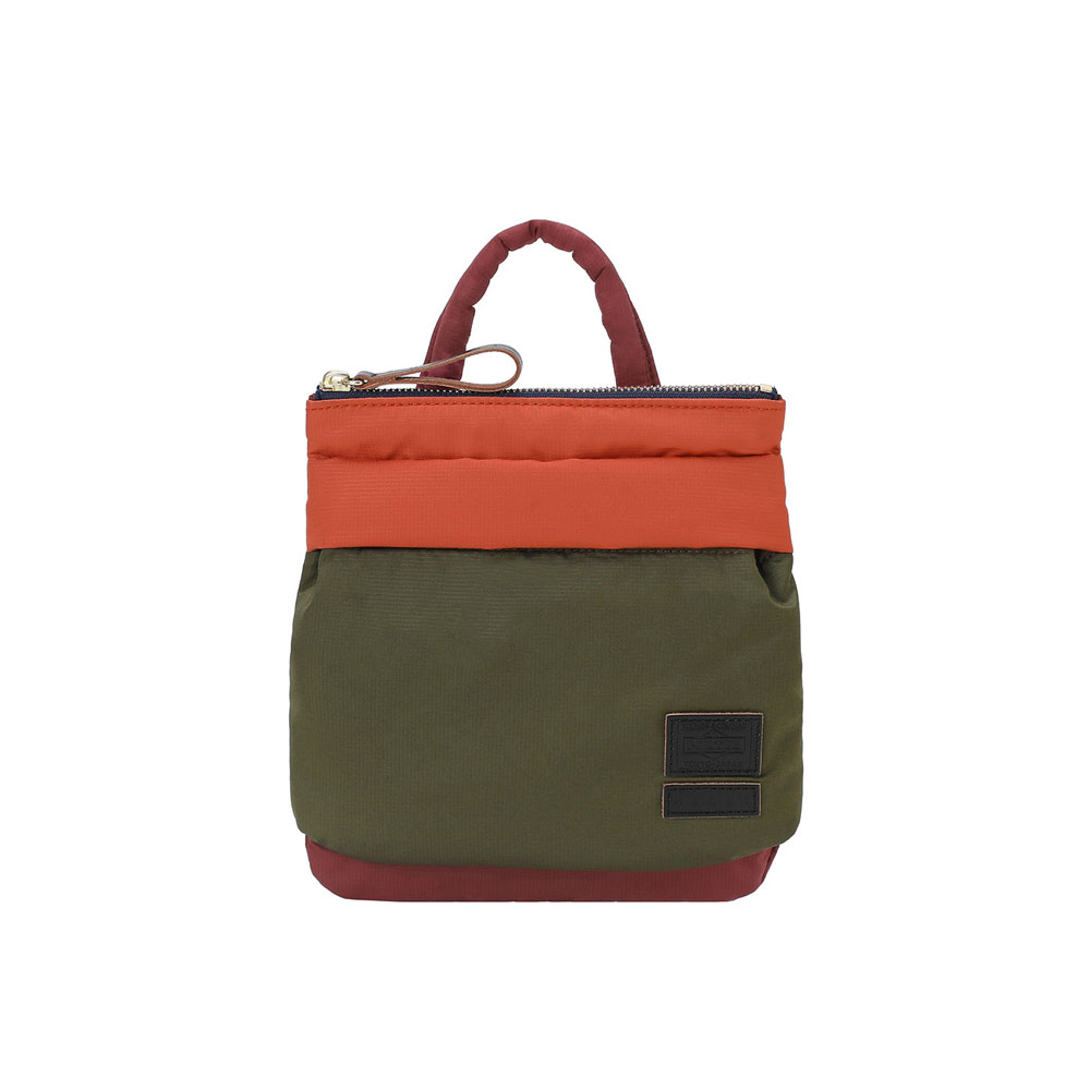 MARNI×PORTER MINI HELMET BAG-01 POCKETS OLIVE