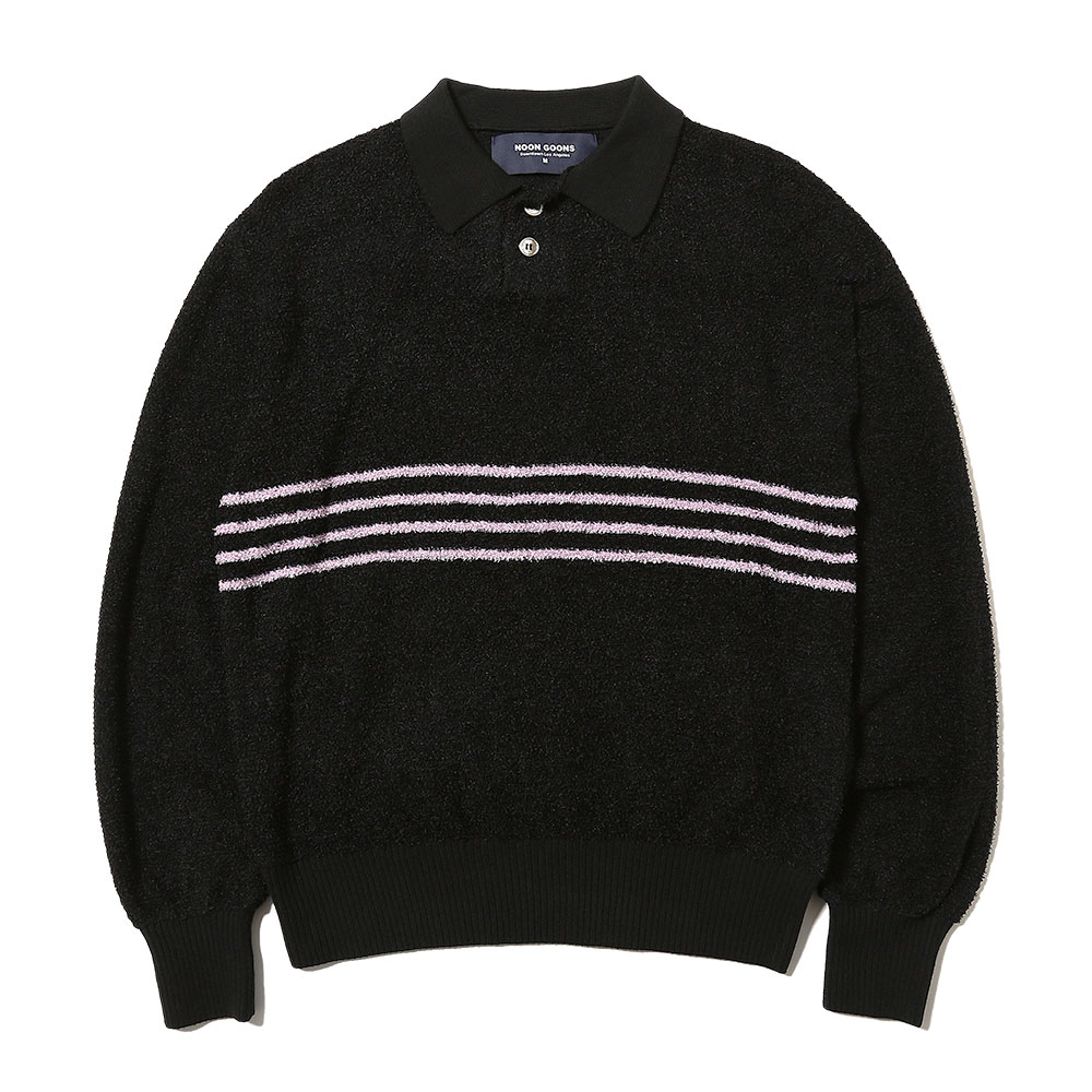 THE DONNY PULLOVER BLACK