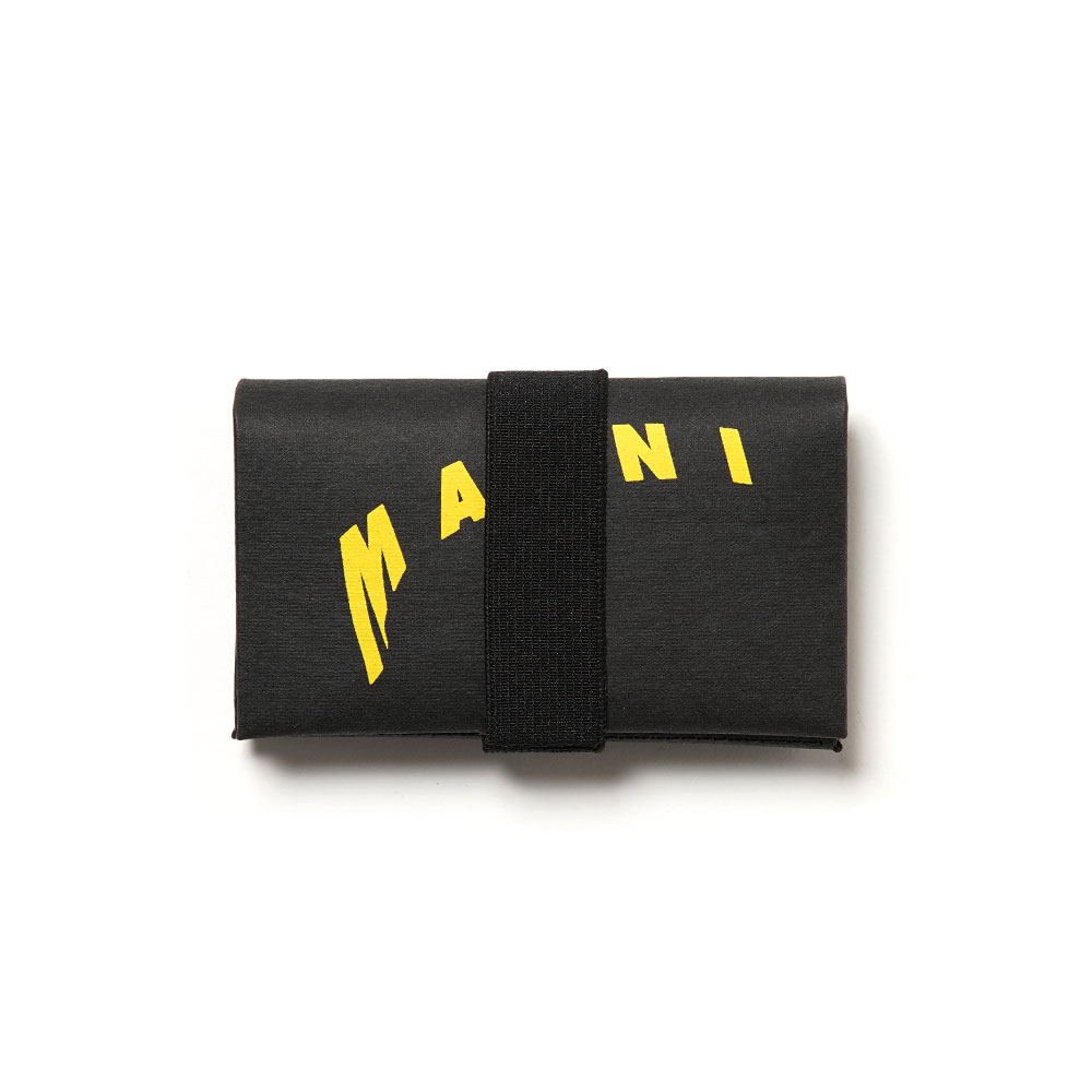 PAPER ORIGAMI WALLET BLACK
