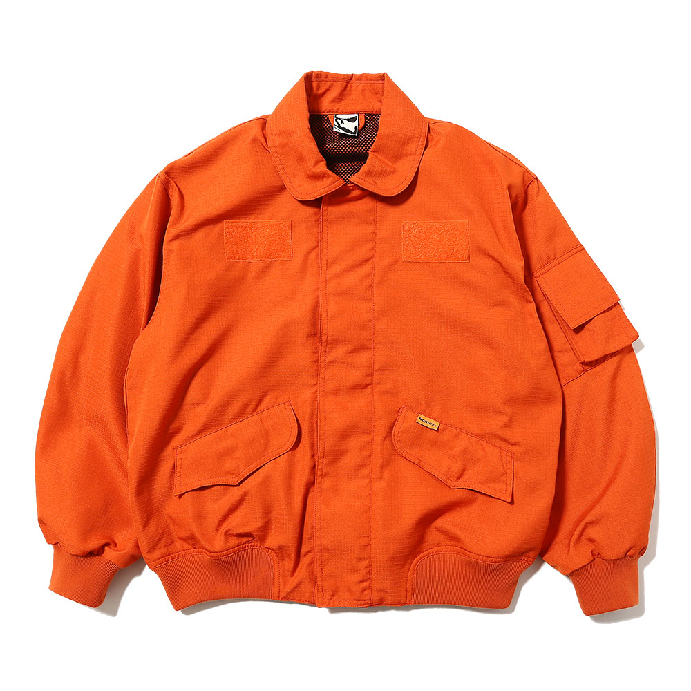 NOMEX FLIGHT JACKET ORANGE