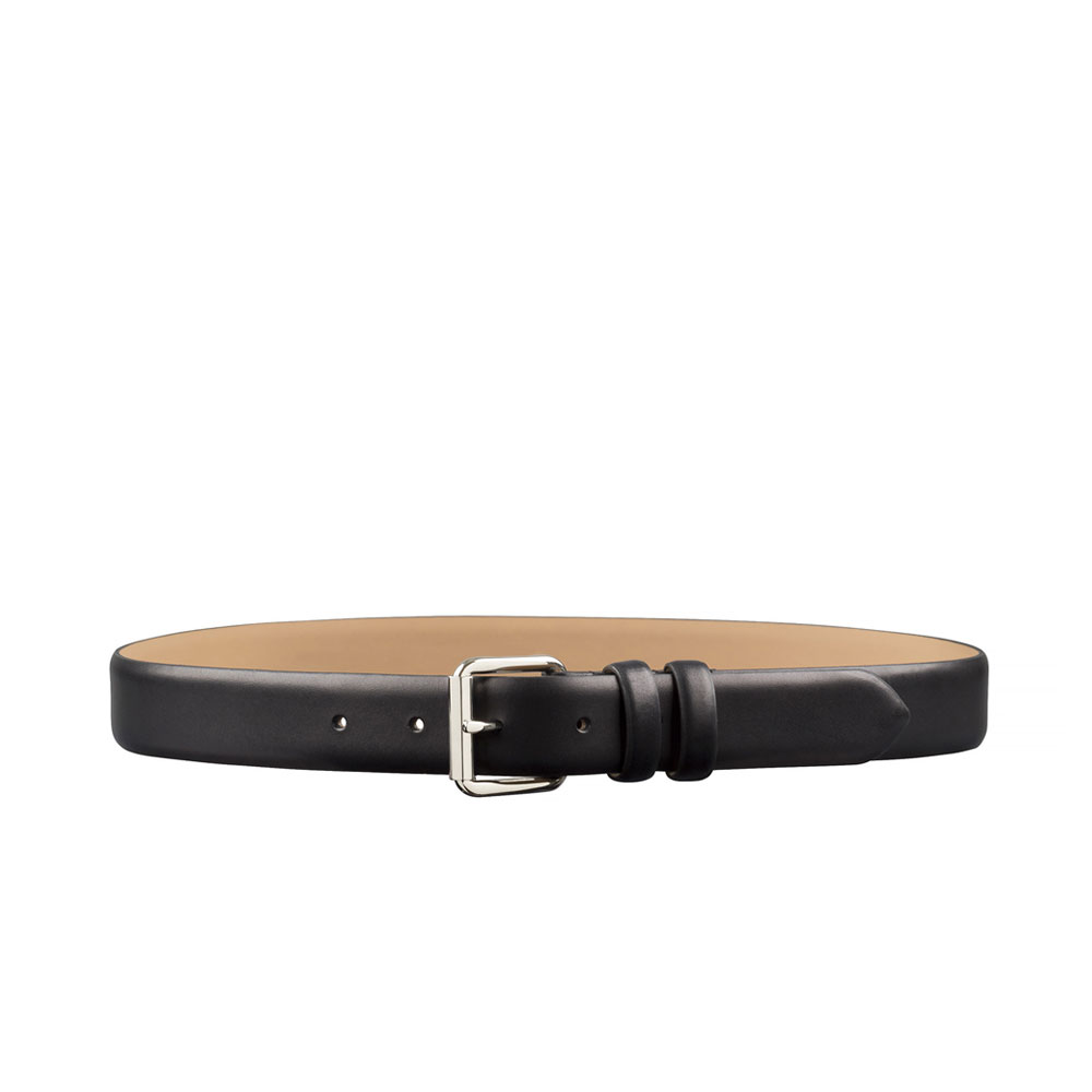 PARIS BELT BLACK