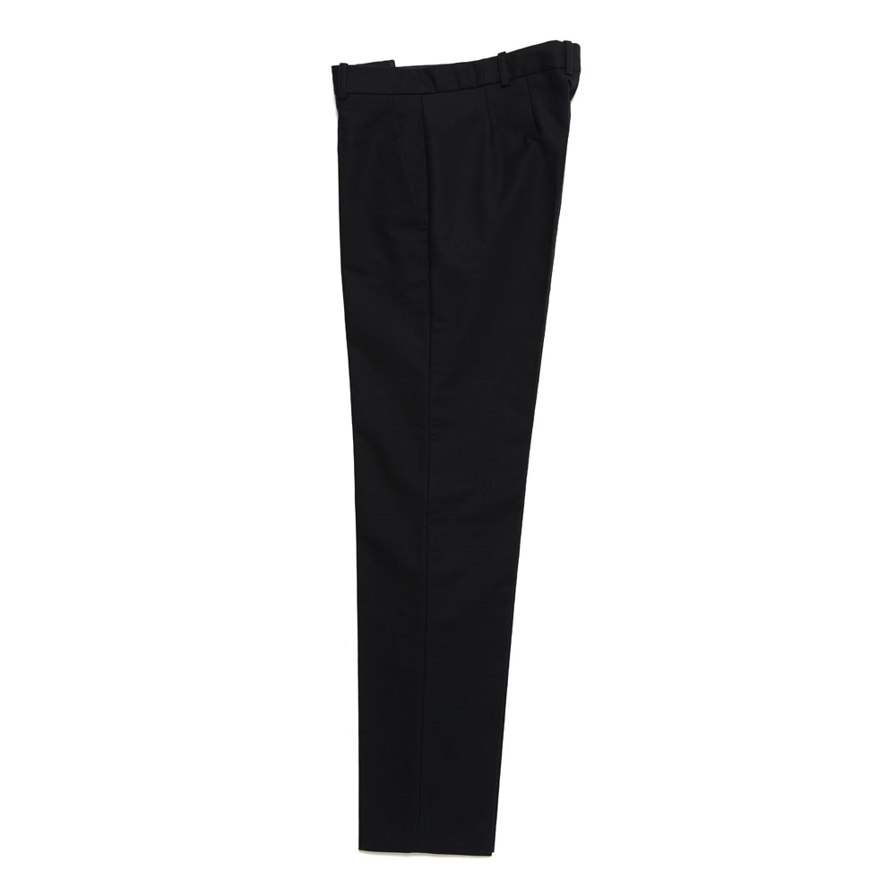 CLASSIC COTTON TROUSERS DARK NAVY