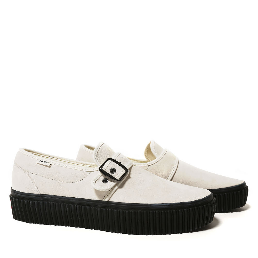 STYLE 47 CREEPER VN0A4U1BKIG MARSHMALLOW/BLACK