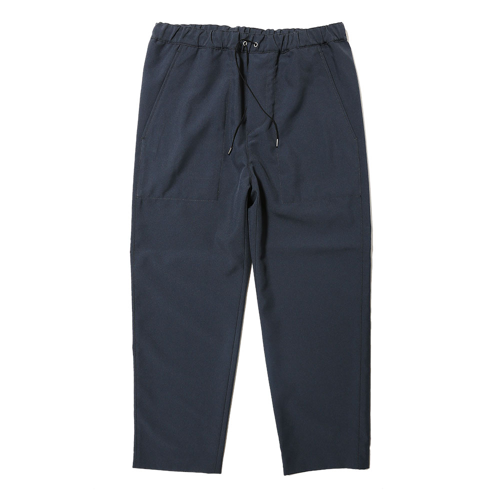 DRAWCORD PANT CHARCOAL BLUE