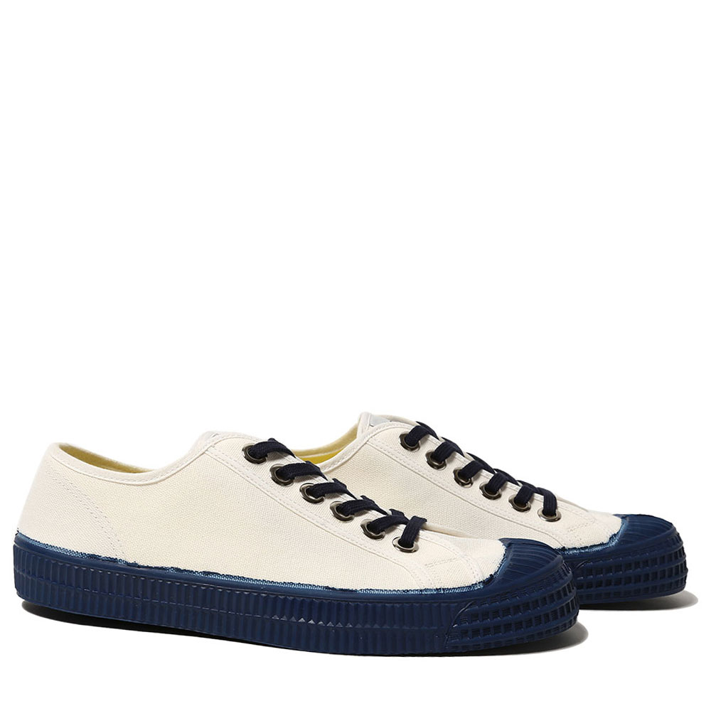 STAR MASTER COLOR SOLE WHITE/NAVY