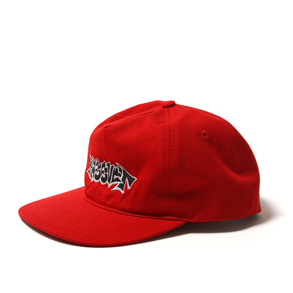 CAP WITH EMBROIDERY PACC8K002 RED