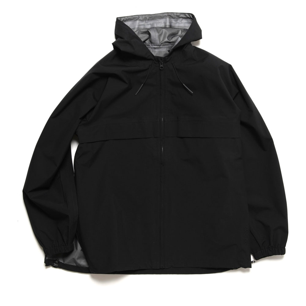 GORE-TEX DRWN OFF RAINCOAT BLACK