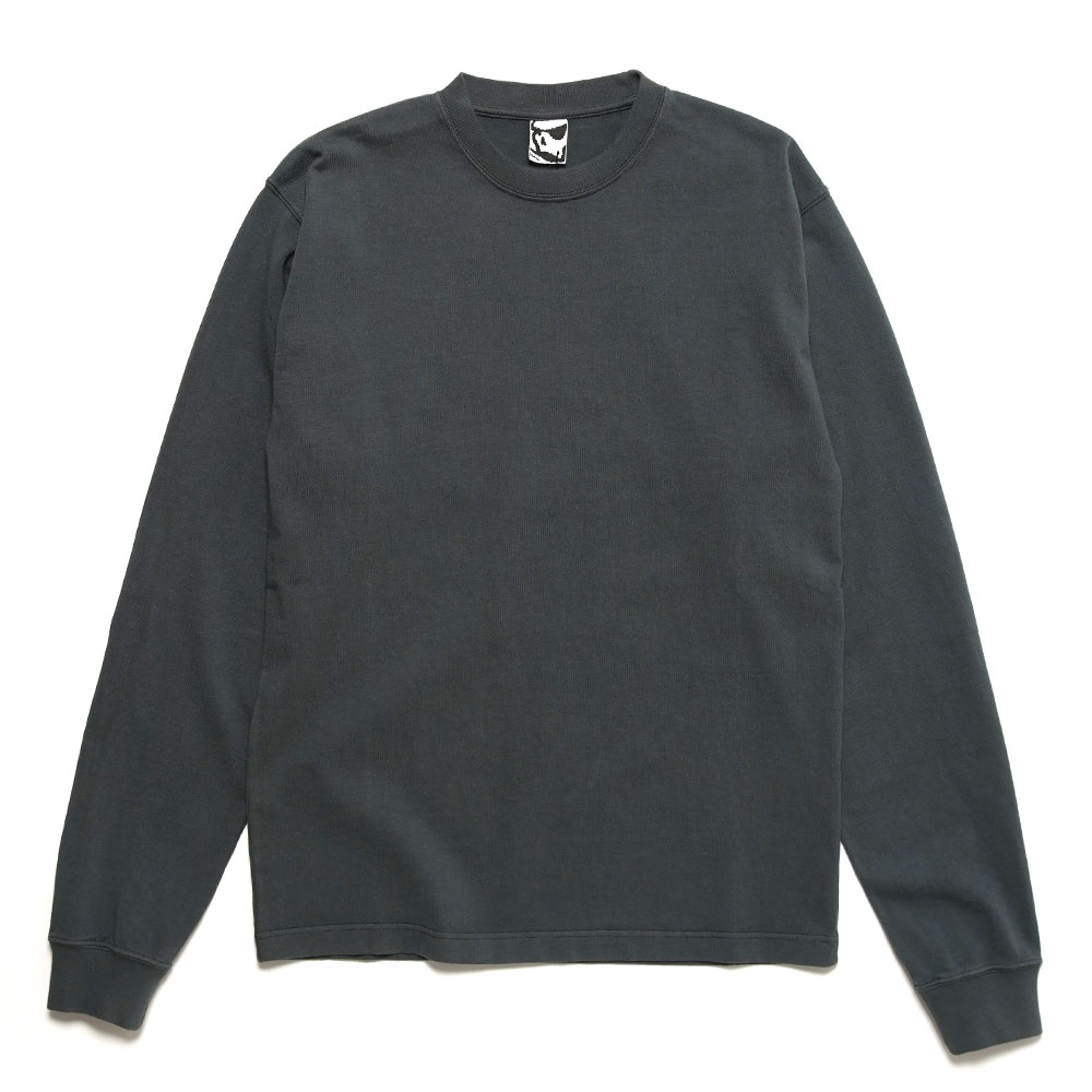 ALL SEASONS UTILITY LONG SLEEVE T SHIRT ANTRACITE