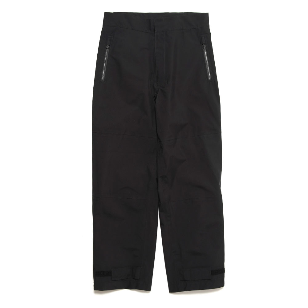 GORE TEX DRWN OFF RAINPANTS BLACK