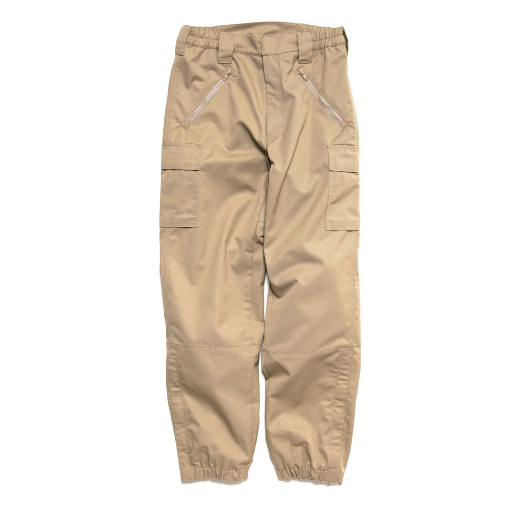 RAS DOUBLE GAITER PANTS SAND
