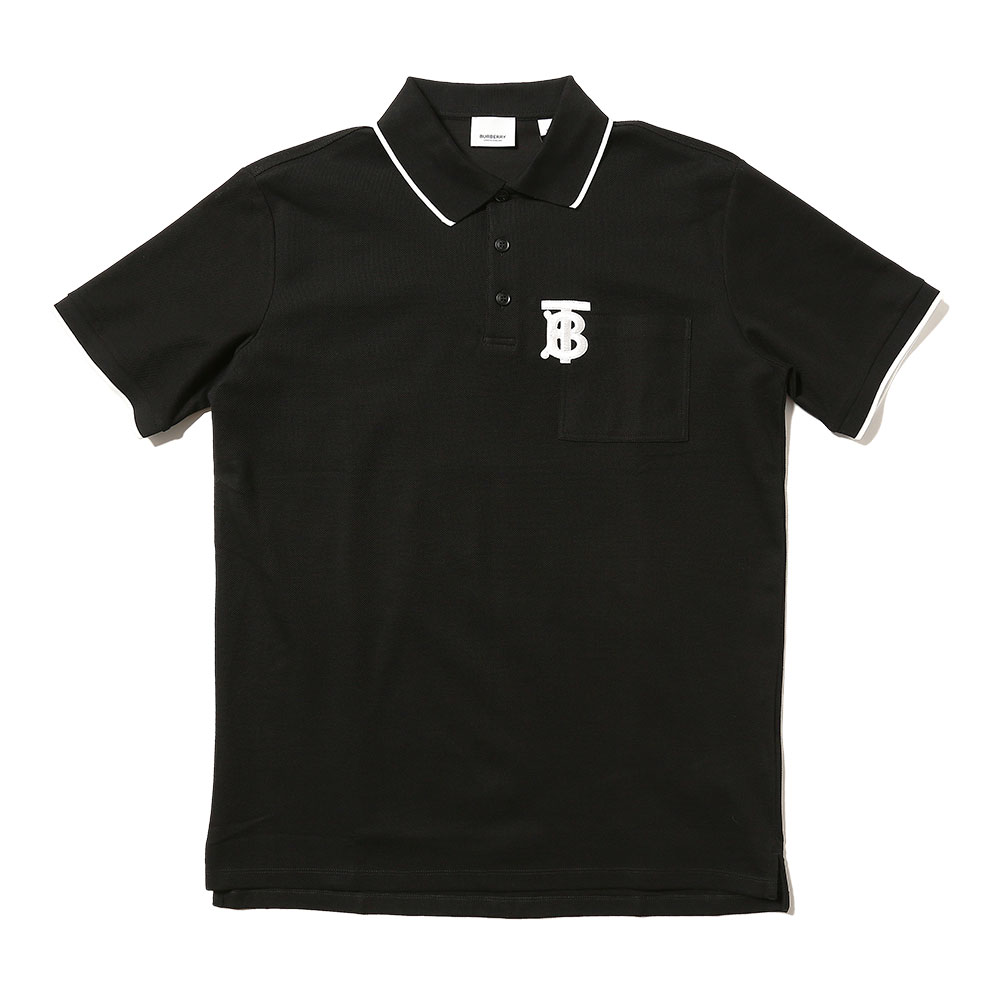 CREWE (POLO SHIRT) BLACK