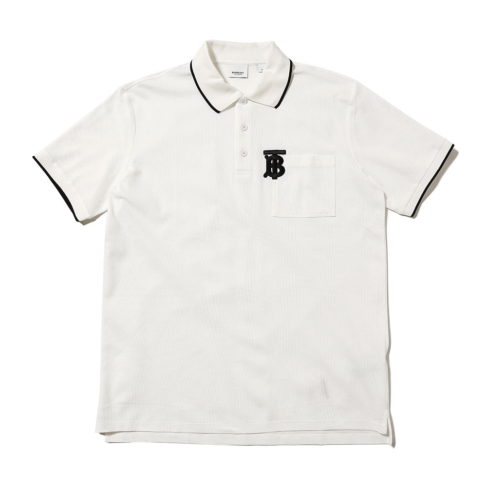 CREWE (POLO SHIRT) WHITE