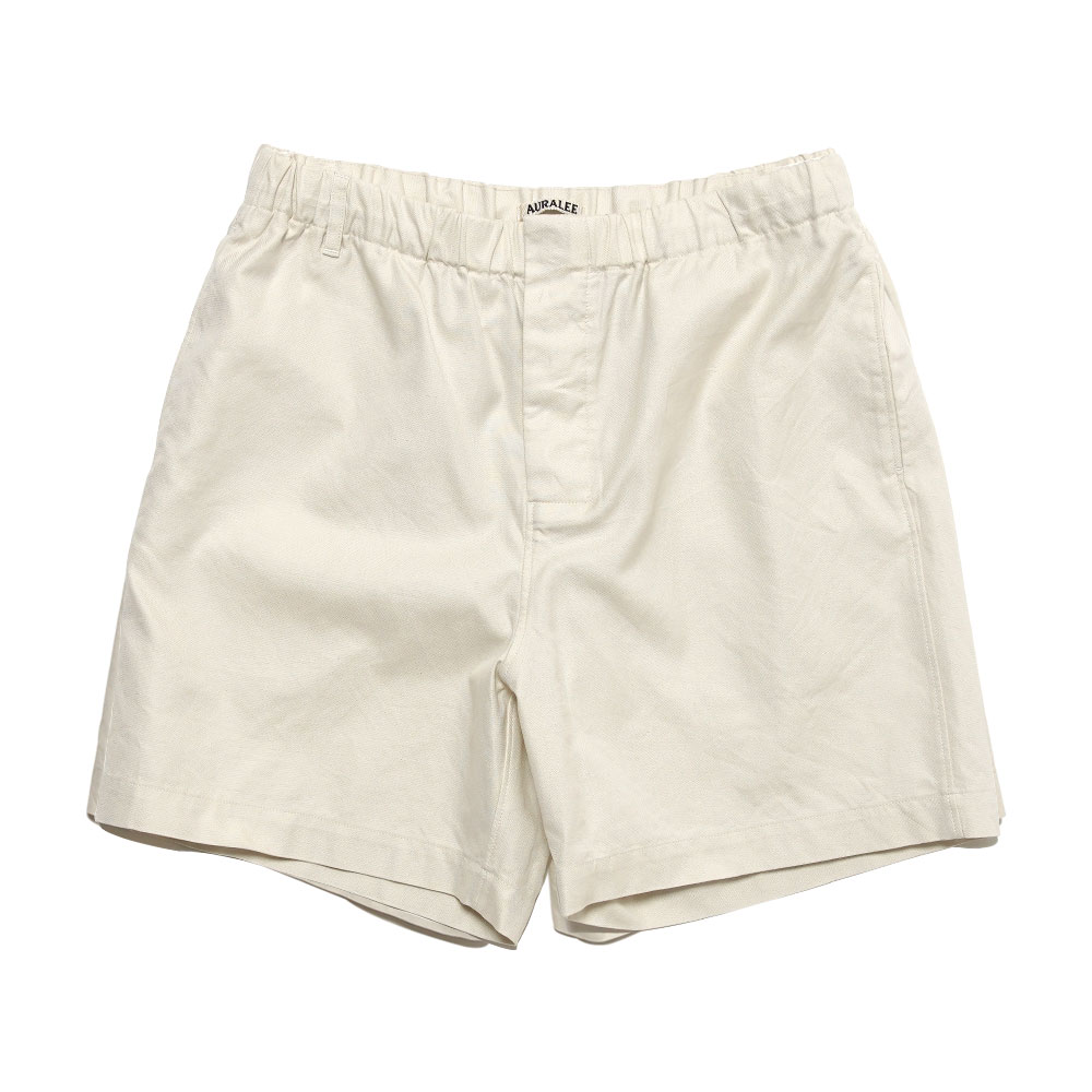 FINX SHUTTLE OX SHORTS A21SS01FO IVORY