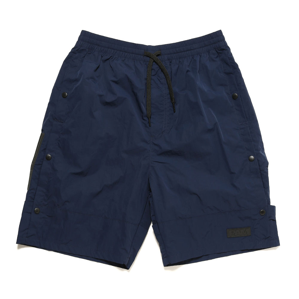 ACTION SNAP TRACK SHORTS
