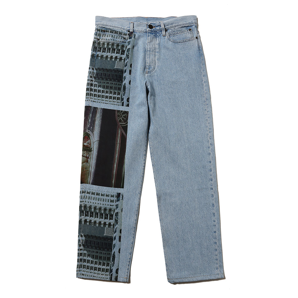 BAGGY JEANS MACHO BLUE TR