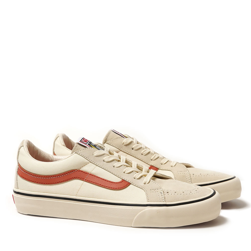 SK8-LOW REISSUE SF VN0A4UWI4WU ANTIQUE WHITE/LANGOUSTINO