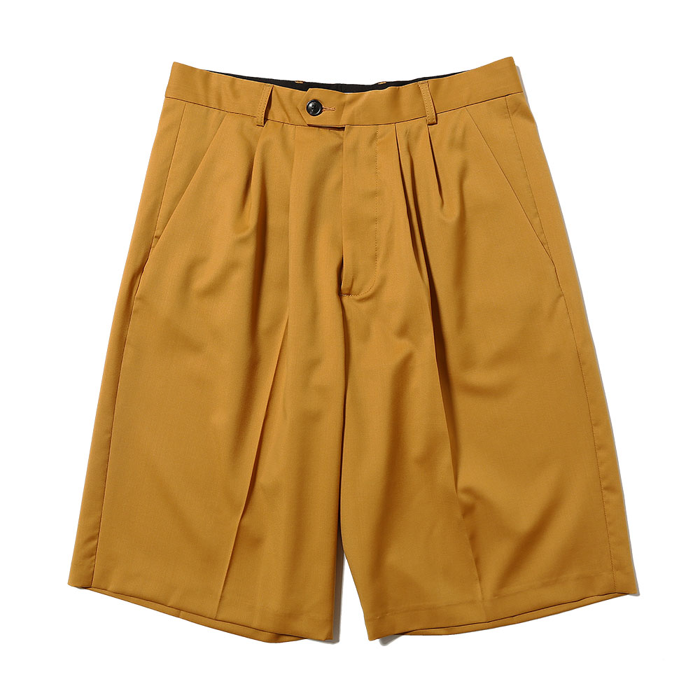 WIDE SHORT YELLOW
