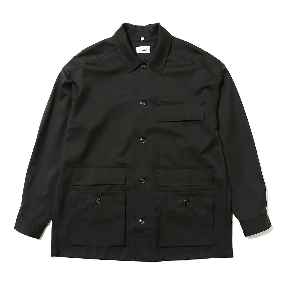 UTILITY MULTIPOCKET BLACK