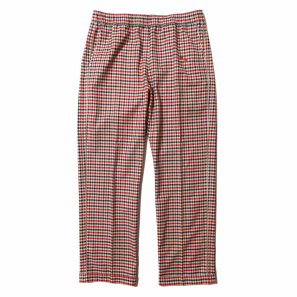 PYJAMA PANTS RED/BLUE