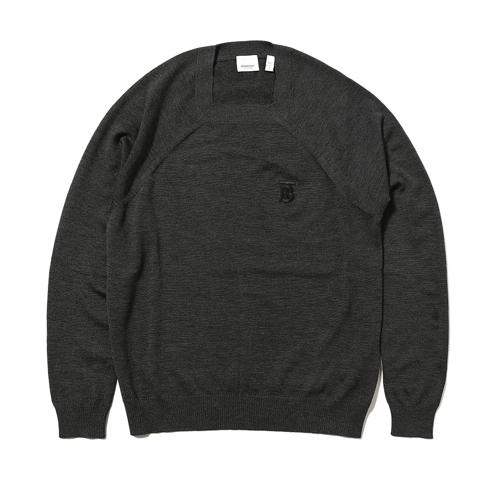 M84A12 (SQUARE NECK KNIT)