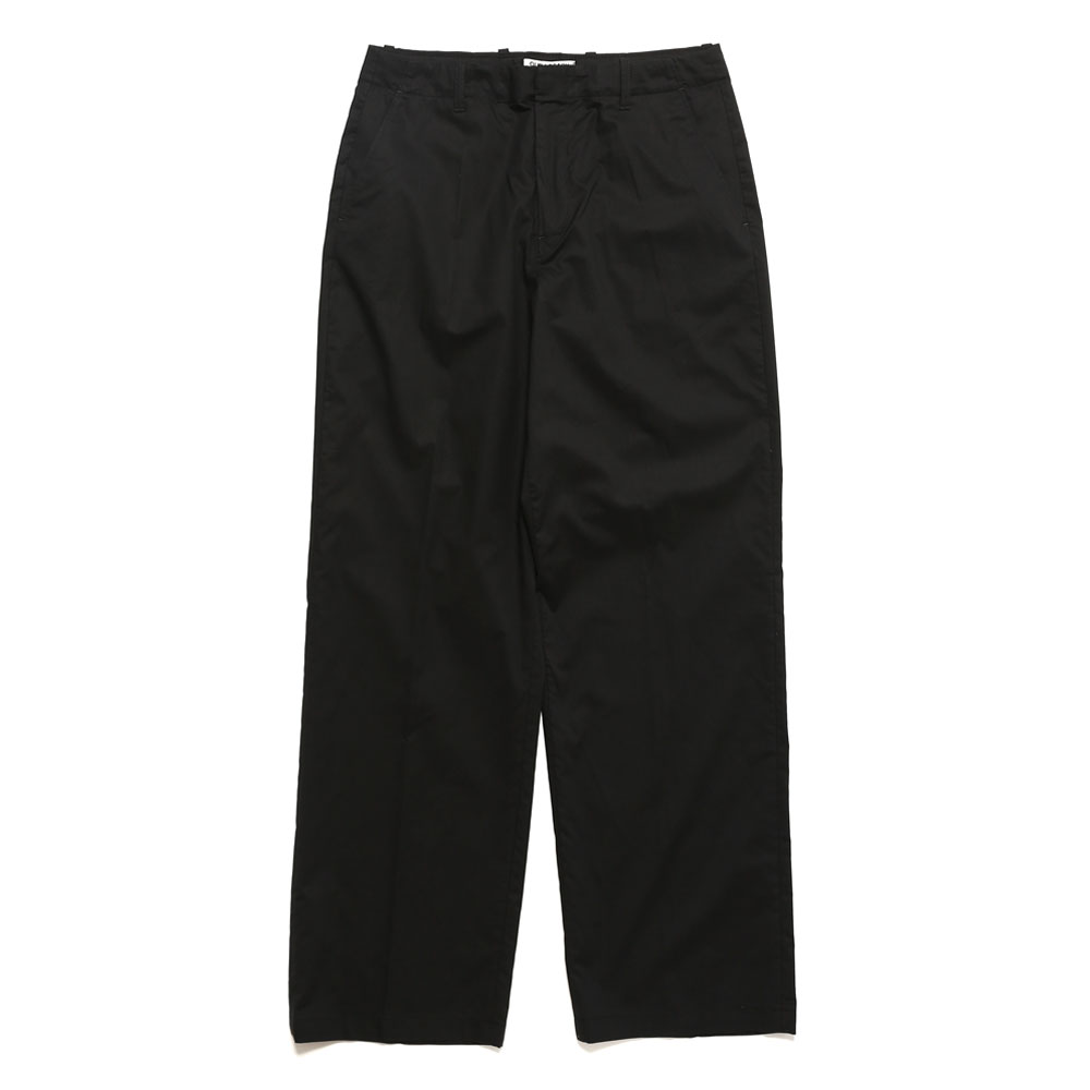 BORROWED CHINO BLACK VOILE