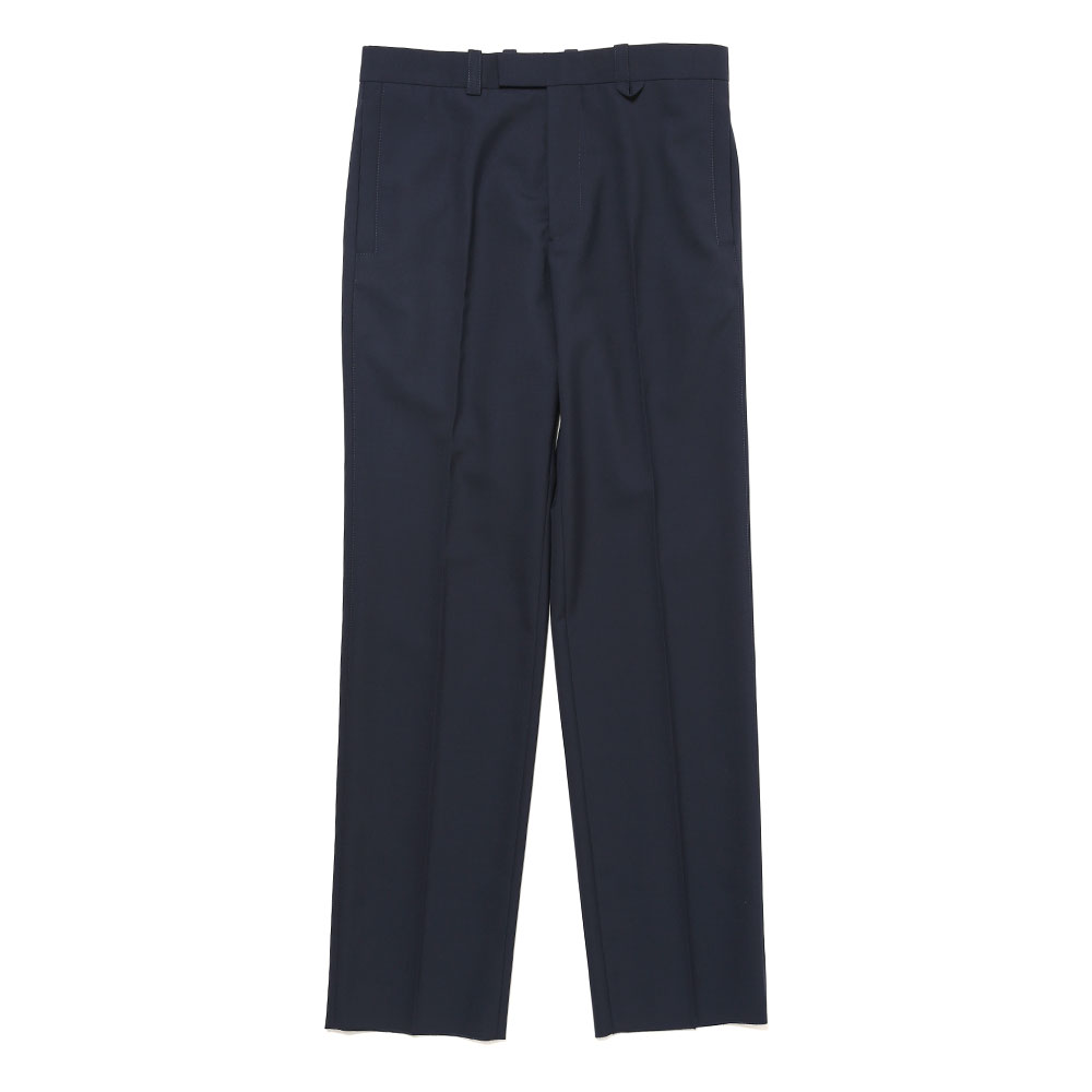 PUBLIC PANT POLY/WOOL NAVY