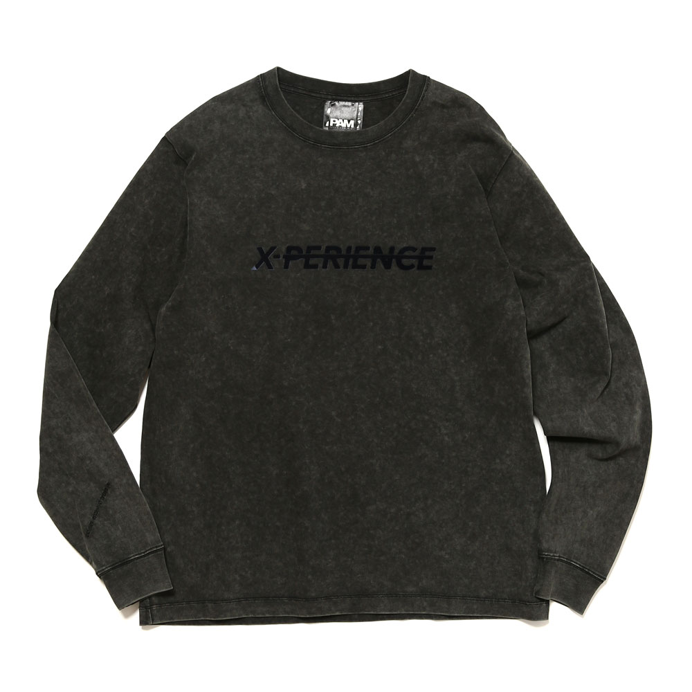 X-PERIENCE LS TEE WET CEMENT