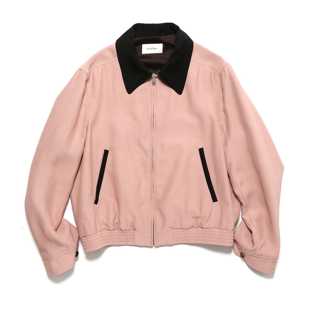 EISENHOWER JACKET FLAMINGO/BLACK