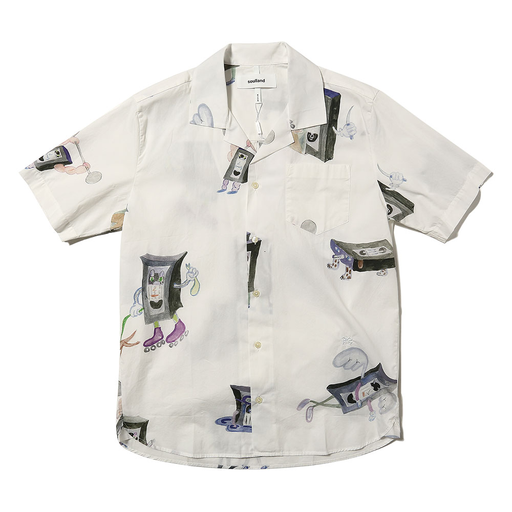 CORNWALL SHORT SLEEVE SHIRT