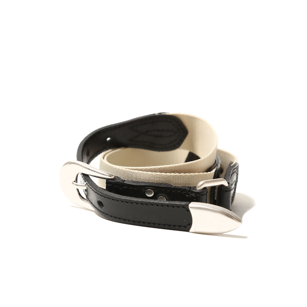 GAUCHO BELT OFF WHITE