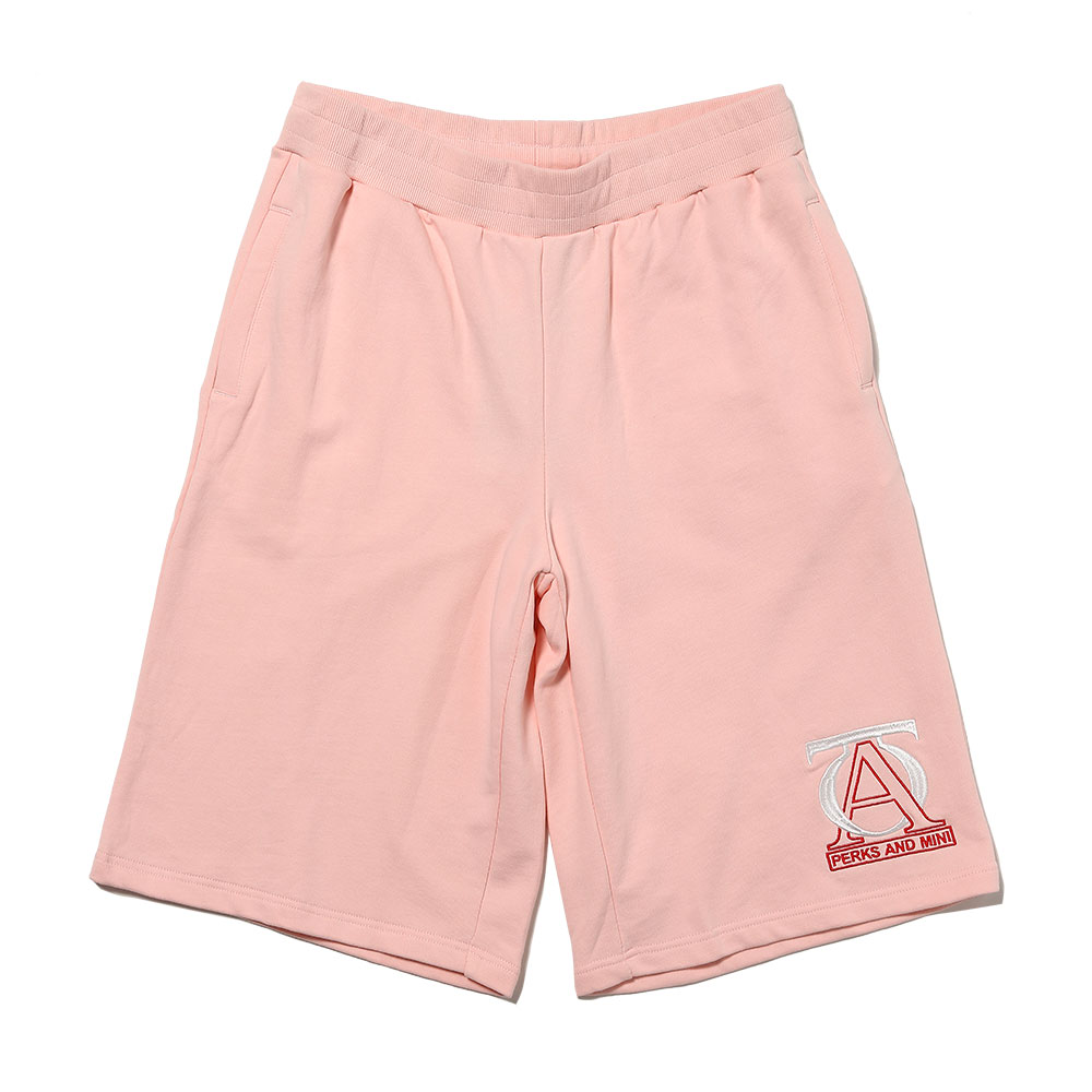 JOG YOUR MIND TERRY SHORTS ROSE PINK