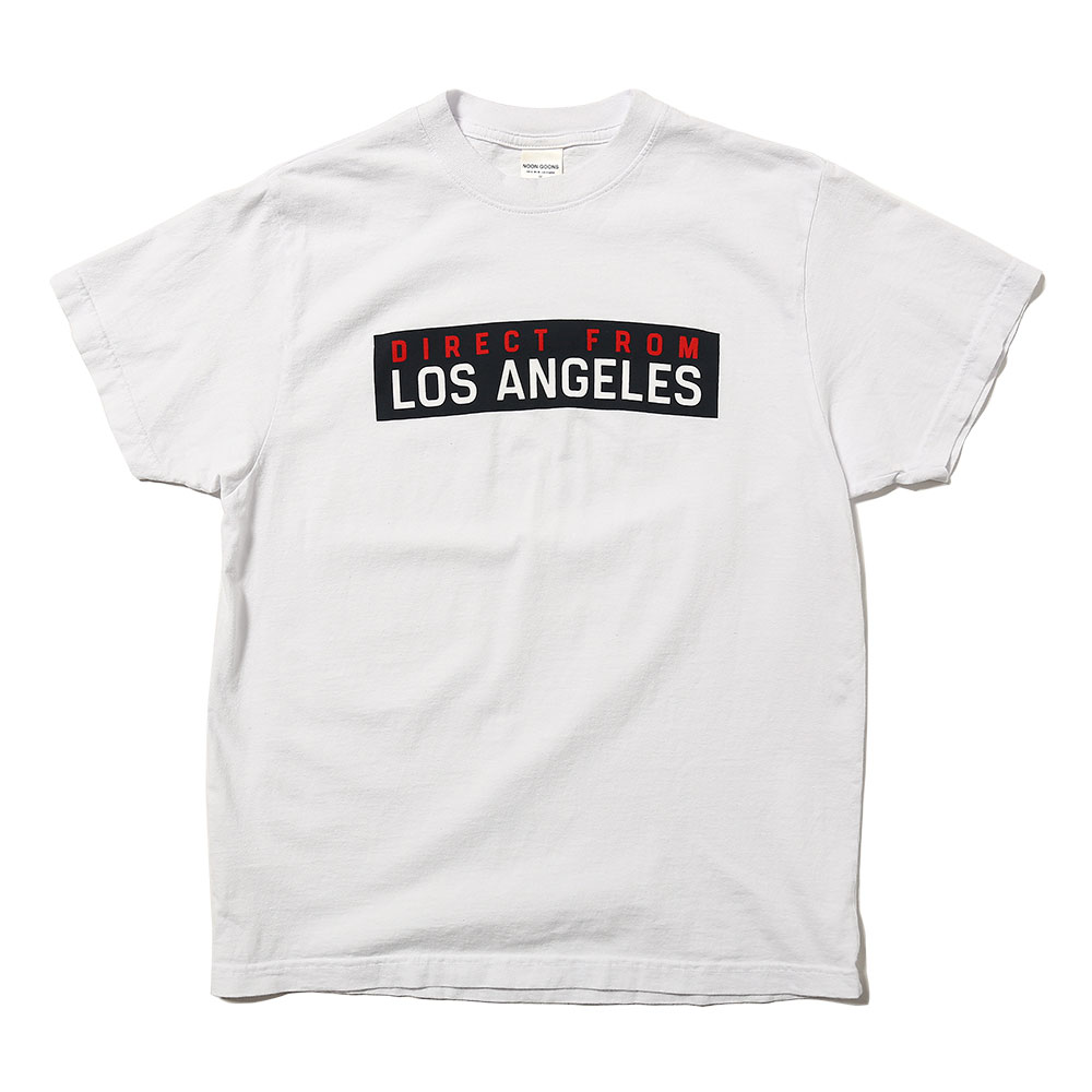 DIRECT FROM LOS ANGELS WHITE