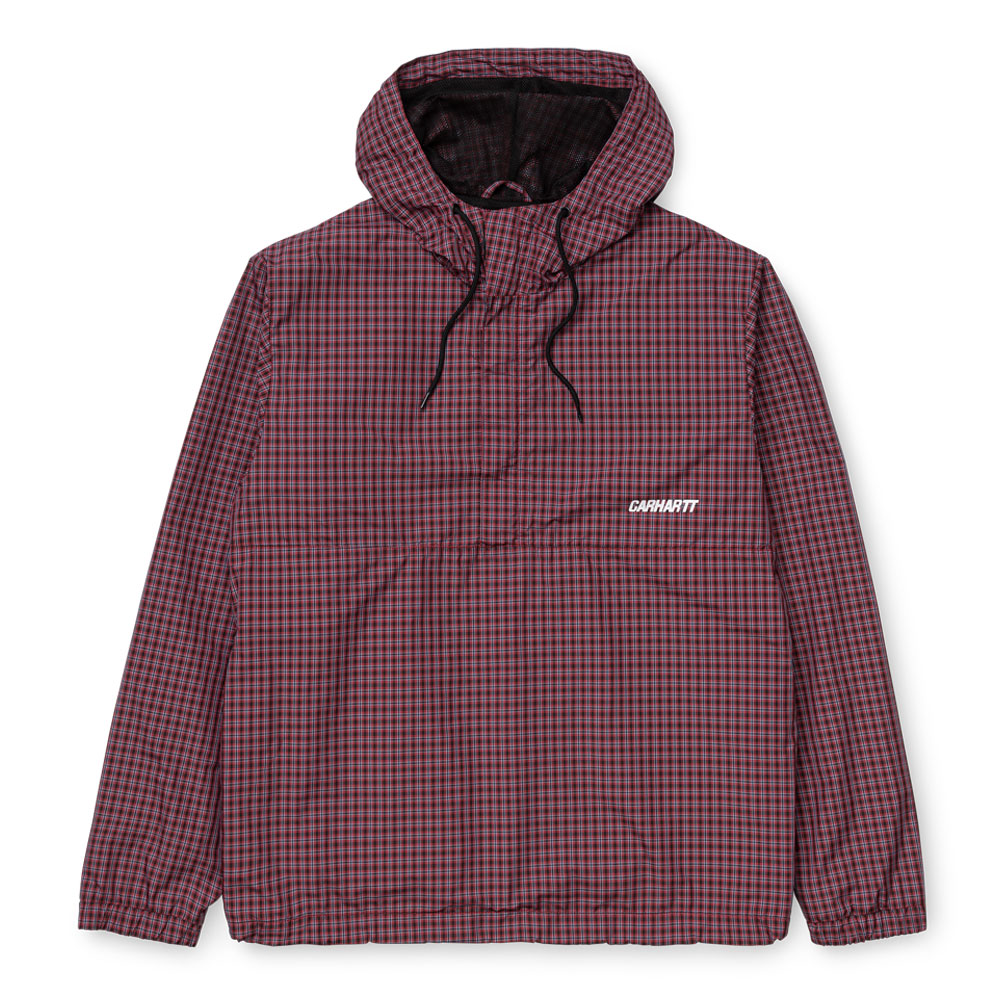 ALISTAIR PULLOVER CHECK.BK/ETNARED