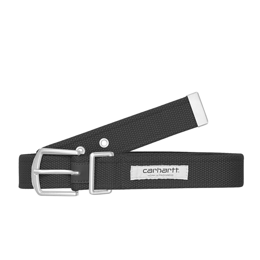 SKEIN BELT BLACK