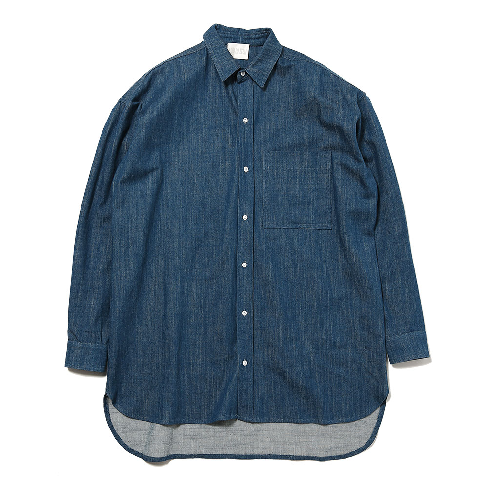 OVERSIZED TRIPPLE SEAM SHIRT