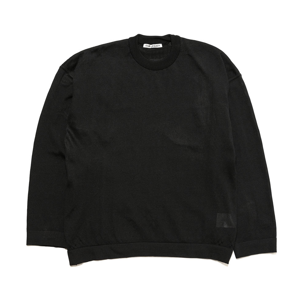 SONAR ROUNDNECK BLACK