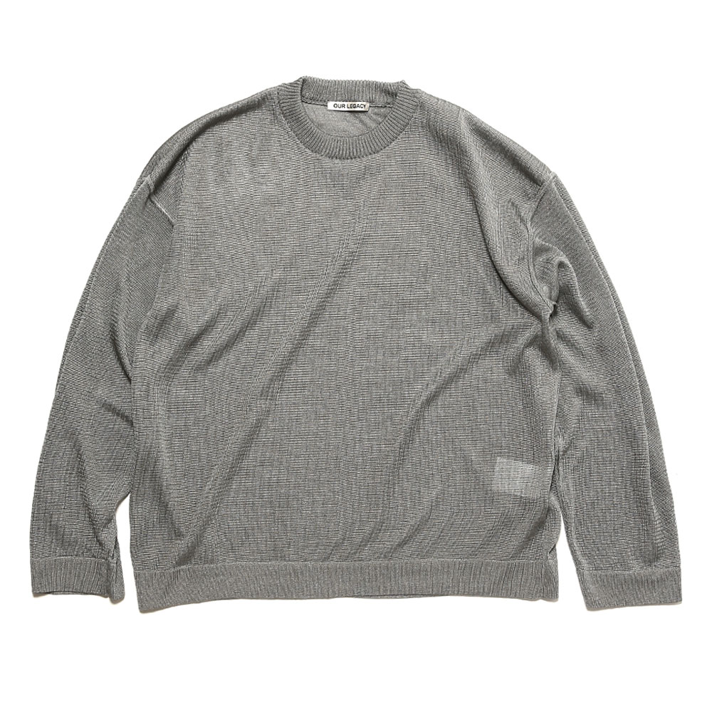 SONAR ROUNDNECK GREY