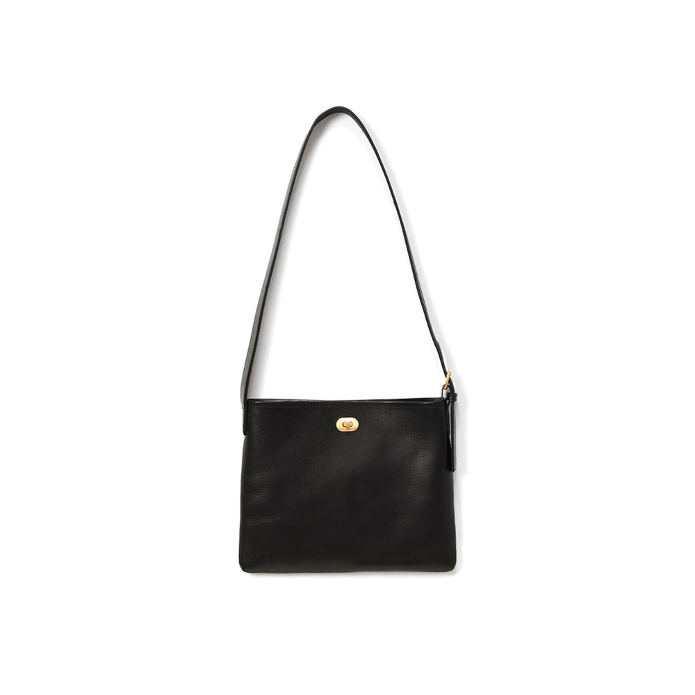 TWIST BUCKLE BAG S BLACK li-rb-tbm