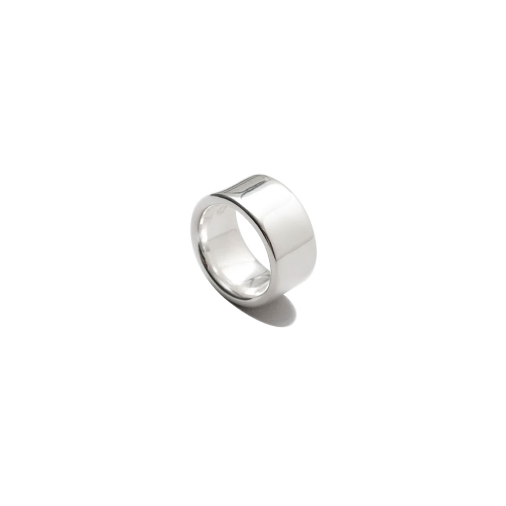 TIRE RING 101652 POLISHED SILVER