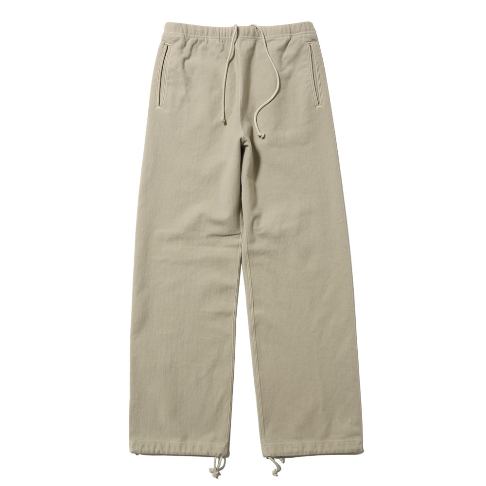 SUPER MILLED SWEAT PANTS PALE GREEN