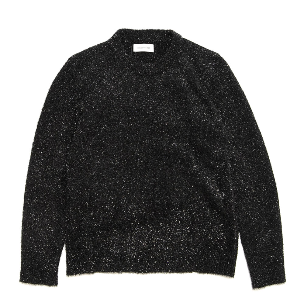 LUREX SWEATER BLACK