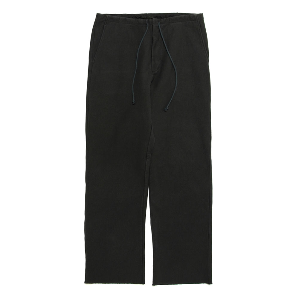 SUPER MILLED SWEAT PANTS A20AP03SM BLACK