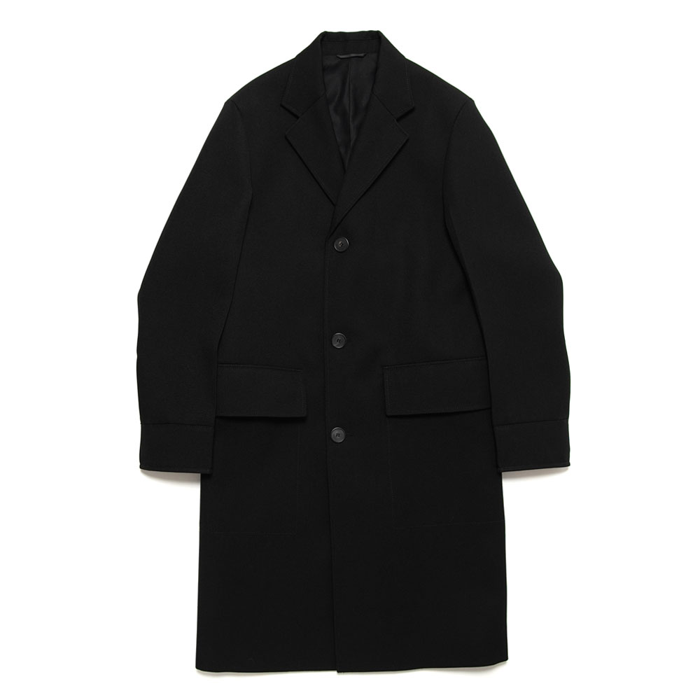BRIDGE COAT BLACK