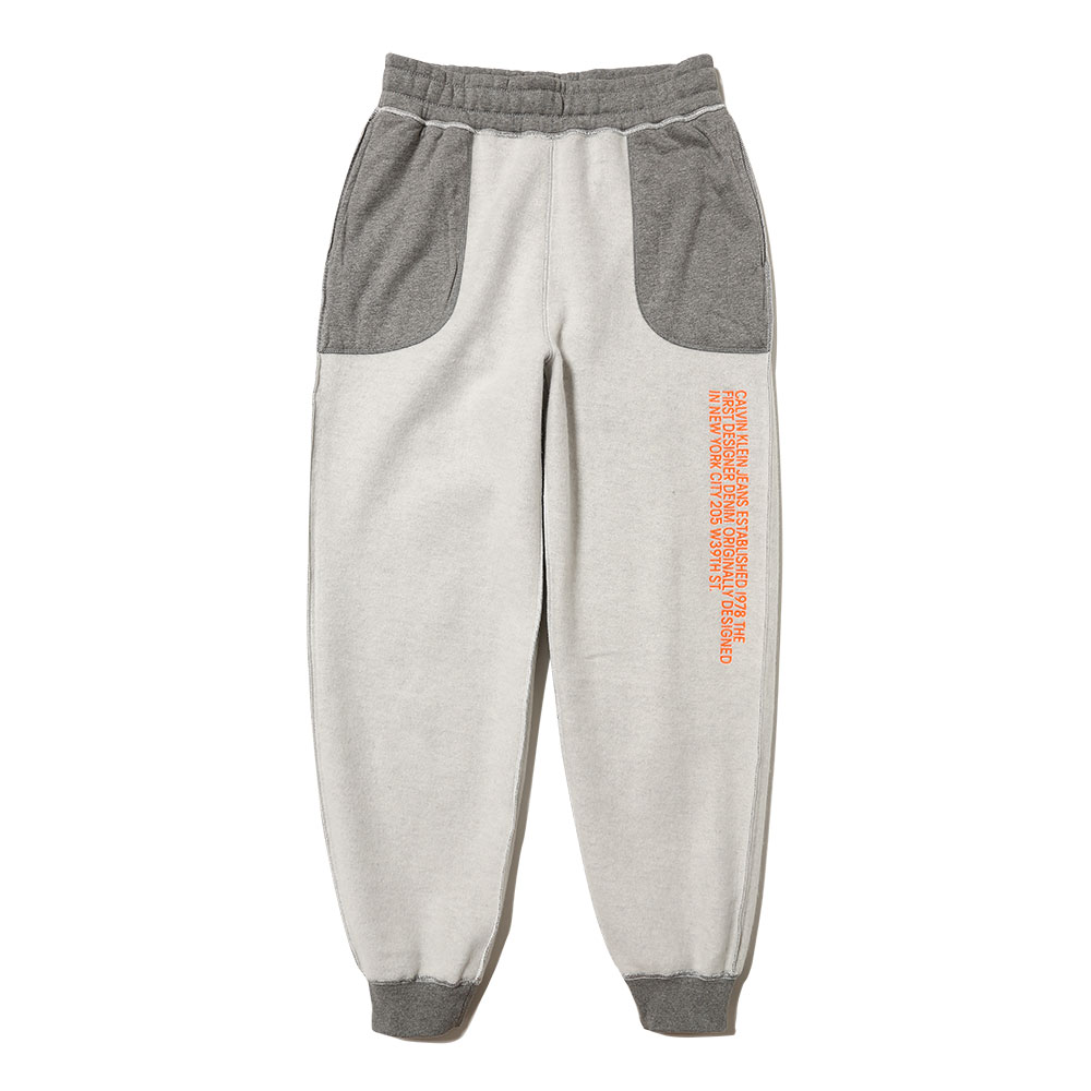 INSIDE OUT SWEAT PANT