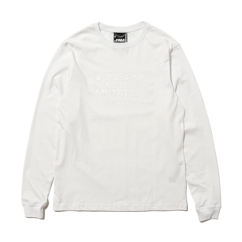 SUM OF IT'S PARTS LS TEE OPTIC WHITE