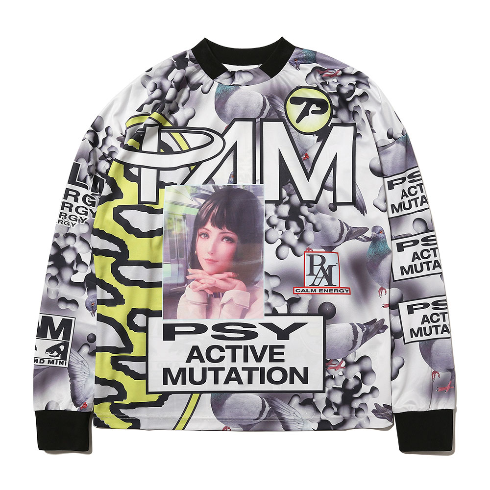 AS WATERFALLS SUBLIMATION LS TOP