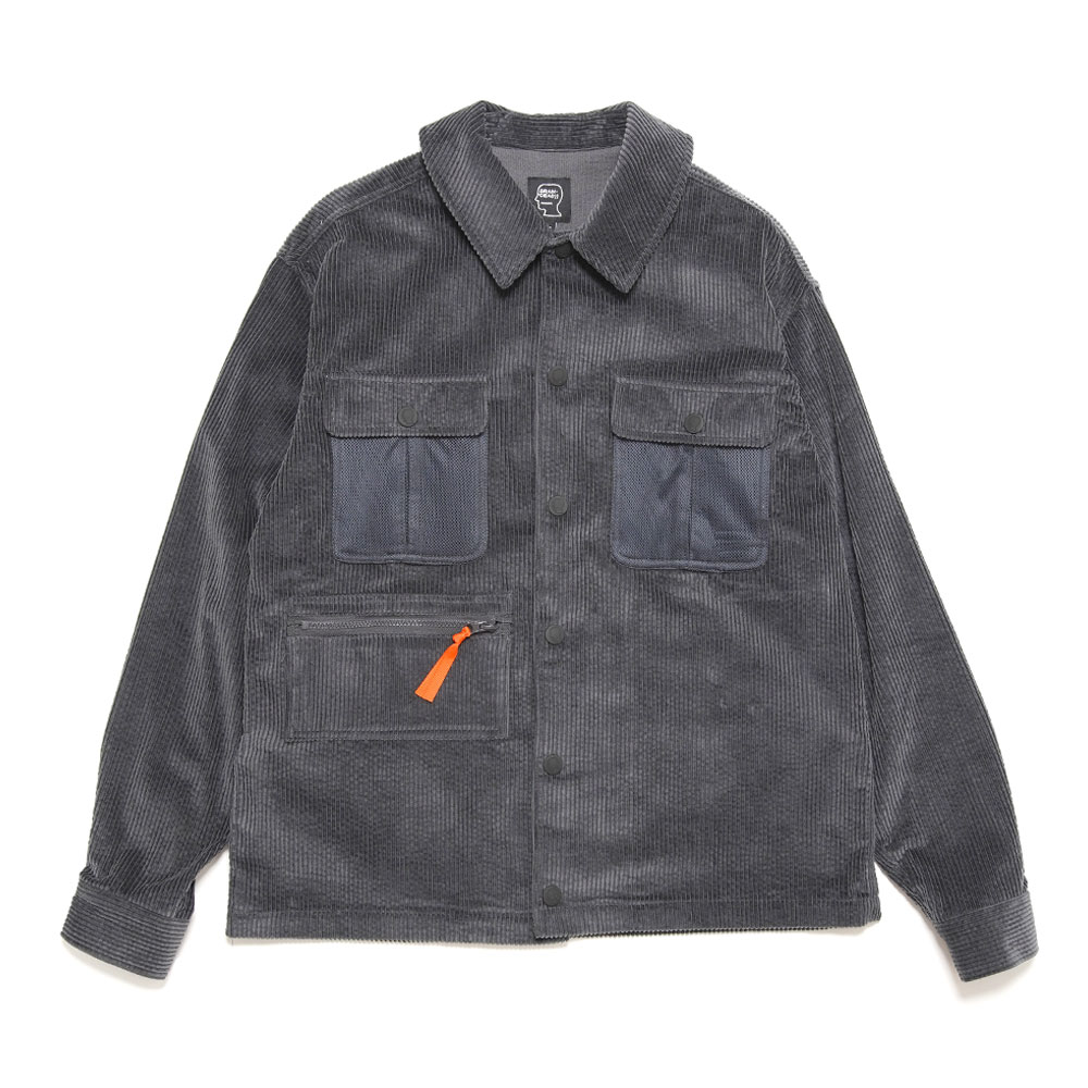 ADAPT SURVIVE JACKET CHARCOAL