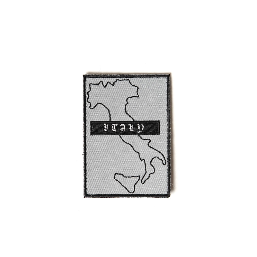 ITALY HARDWARE PATCH GREY