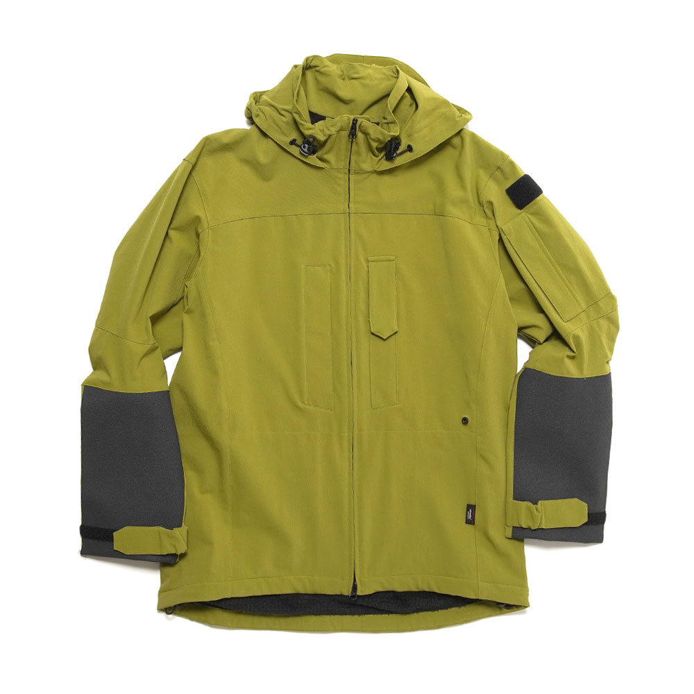 SCHOELLER DYNAMIC ALPHA HUNTING PARKA GREEN