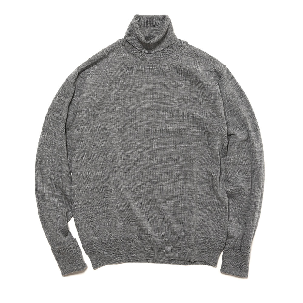 STANDARD TURTLENECK GRAY